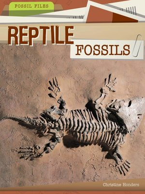 cover image of Reptile Fossils