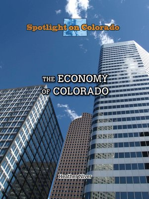 cover image of The Economy of Colorado