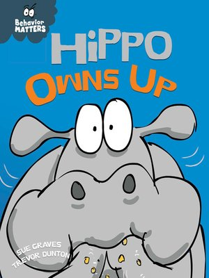 cover image of Hippo Owns Up