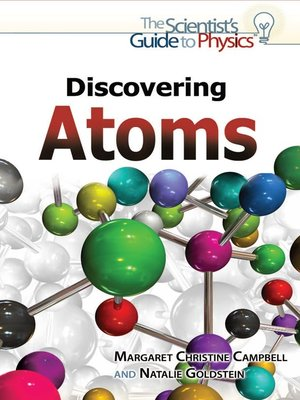cover image of Discovering Atoms