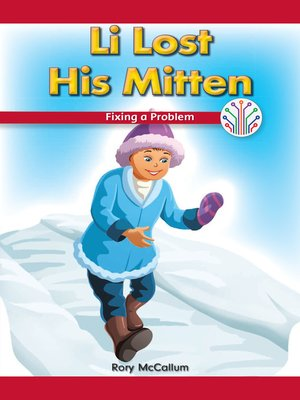 cover image of Li Lost His Mitten