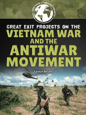 cover image of Great Exit Projects on the Vietnam War and the Antiwar Movement