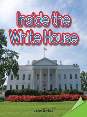 cover image of Inside the White House