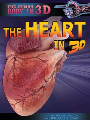cover image of The Heart in 3D
