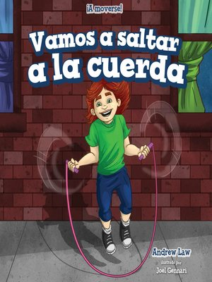 cover image of Vamos a saltar a la cuerda (Let's Jump Rope)
