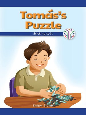 cover image of Tomás's Puzzle