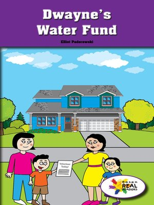 cover image of Dwayne's Water Fund