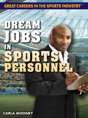 cover image of Dream Jobs in Sports Personnel