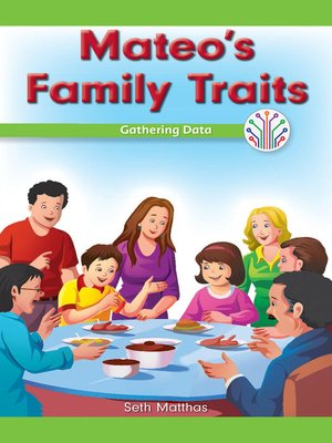 cover image of Mateo's Family Traits