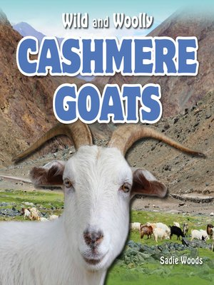 cover image of Cashmere Goats