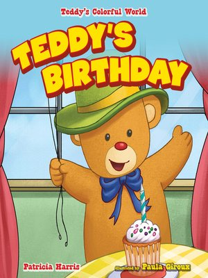 cover image of Teddy's Birthday