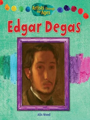 cover image of Edgar Degas