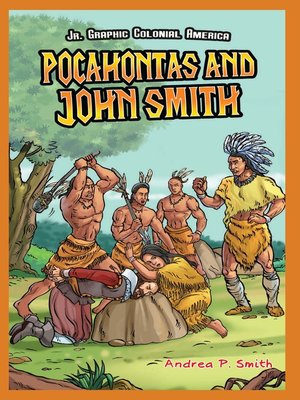 cover image of Pocahontas and John Smith