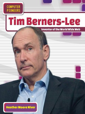 cover image of Tim Berners-Lee