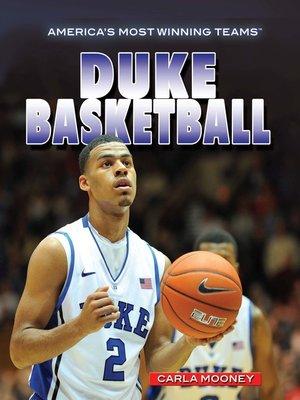cover image of Duke Basketball