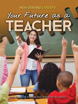 cover image of Your Future as a Teacher