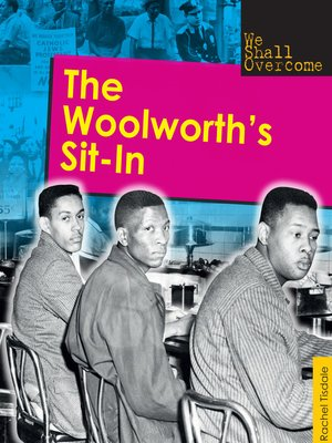 cover image of The Woolworth's Sit-In