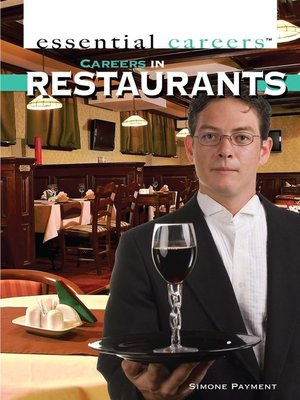 cover image of Careers and Business in Restaurants