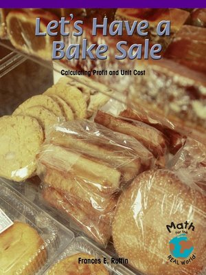 cover image of Let's Have a Bake Sale