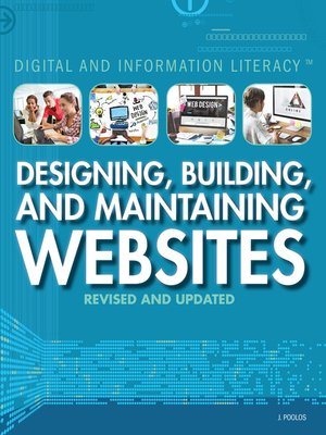cover image of Designing, Building, and Maintaining Websites