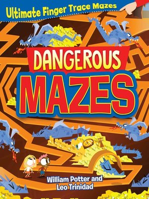 cover image of Dangerous Mazes