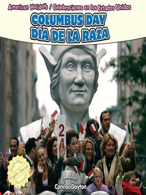 cover image of Columbus Day / Día de la Raza