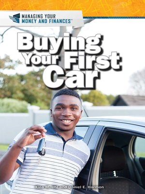 cover image of Buying Your First Car