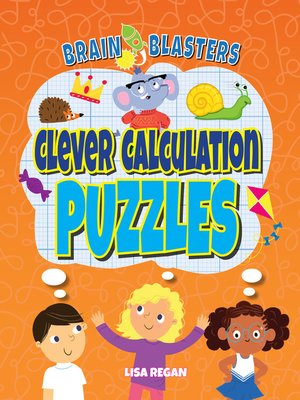 cover image of Clever Calculation Puzzles