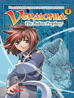 cover image of Vermonia 4: The Rukan Prophecy