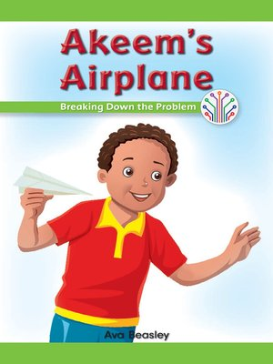 cover image of Akeem's Airplane