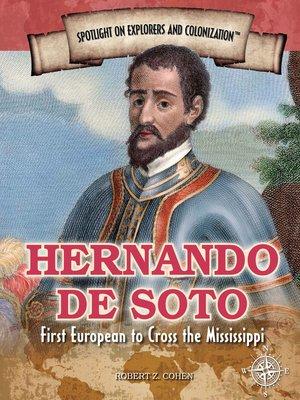 cover image of Hernando de Soto