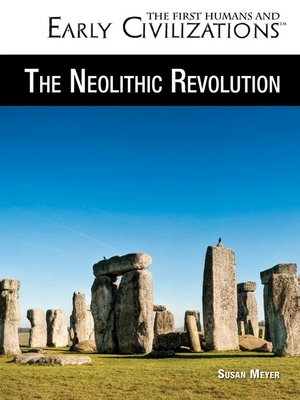 cover image of The Neolithic Revolution