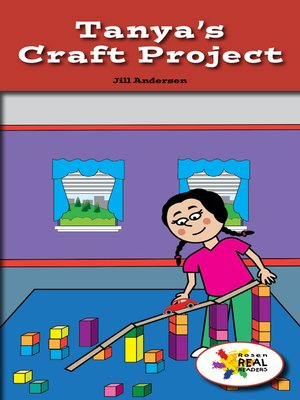 cover image of Tanya's Craft Project