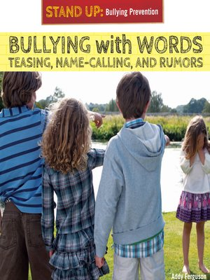 cover image of Bullying with Words