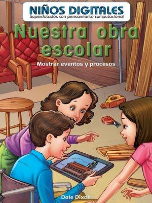 cover image of Nuestra obra escolar