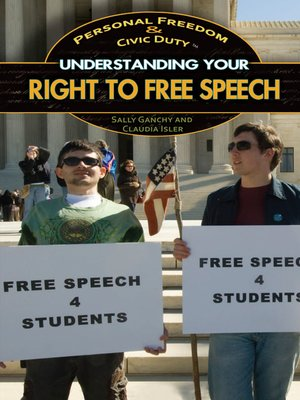 cover image of Understanding Your Right to Free Speech