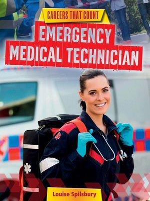 cover image of Emergency Medical Technician