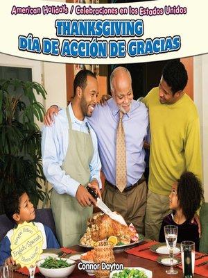 cover image of Thanksgiving / Día de Acción de Gracias