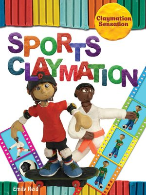 cover image of Sports Claymation