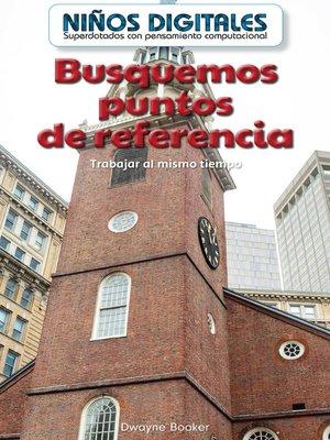 cover image of Busquemos puntos de referencia