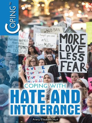 cover image of Coping with Hate and Intolerance