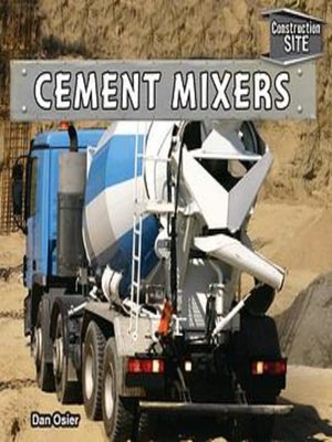 cover image of Cement Mixers
