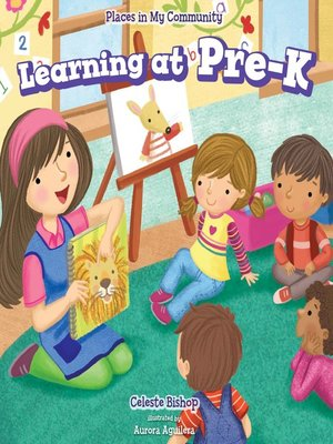 cover image of Learning at Pre-K