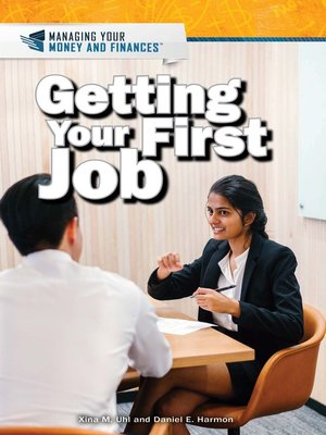 cover image of Getting Your First Job