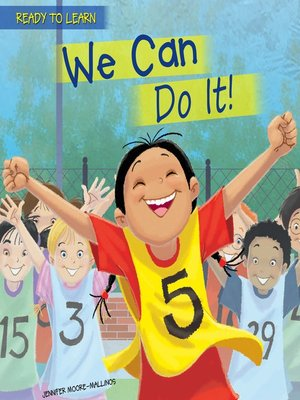 cover image of We Can Do It!