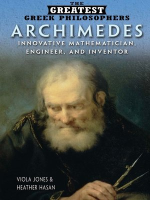 cover image of Archimedes