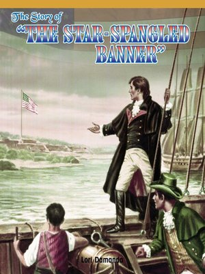 cover image of The Story of the Star-Spangled Banner
