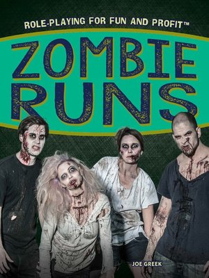 cover image of Zombie Runs