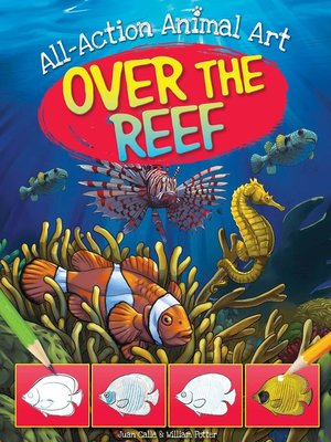 cover image of Over the Reef