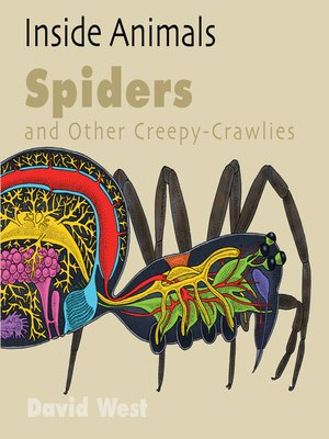 cover image of Spiders and Other Creepy-Crawlies